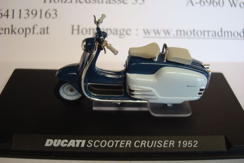 Scooter Cruiser   1952