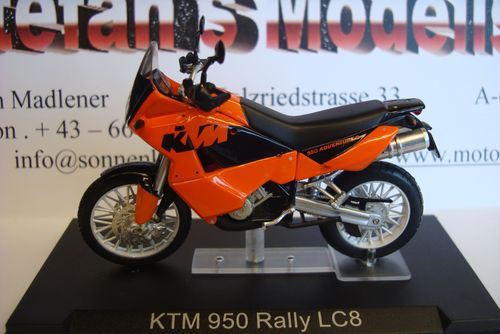 950 Rally LC8 Adventure  2002