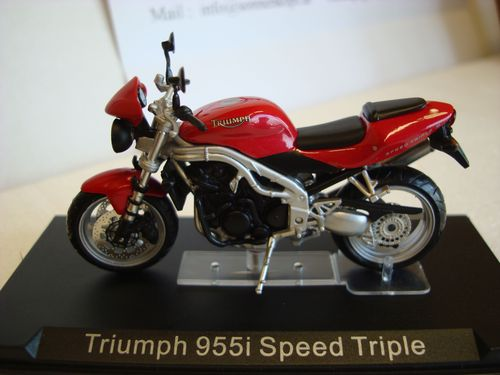 Speed Triple 955 ROT 2002
