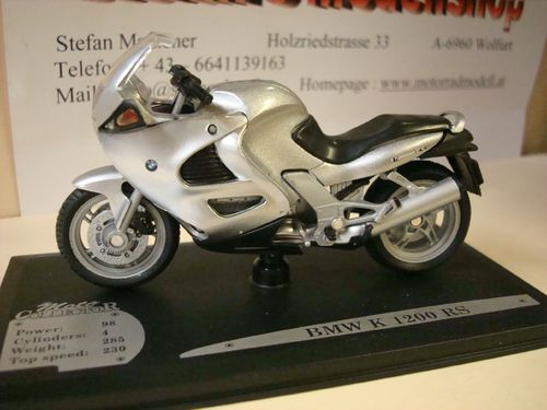 K 1200 RS silber