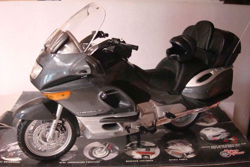 K 1200 LT  1999/2000 Gray Metallic
