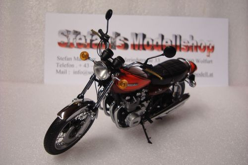 Z 900 Z1 Super 4   -  1972  Candy Braun
