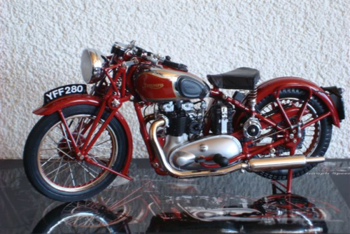 Speed Twin  1939