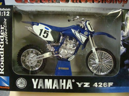 YZ 426 F  - Cross