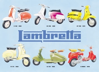 LAMBRETTA - COLLECTION