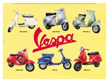 Vespa  - COLLECTION