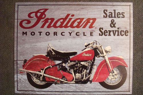 Indian Motorcycles - Sales and Service