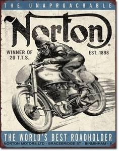Norton Unaproachable