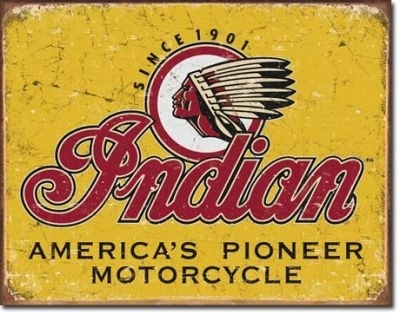 Indian Americas Pioneer Motorcycle