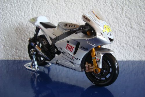 2009 Yamaha YZR M 1 ESTORIL  (2009)