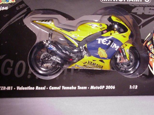 "2006 Yamaha YZR M 1 ""TEAM"""