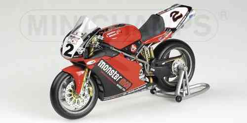 Ducati 998 RS Monstermob (2002)