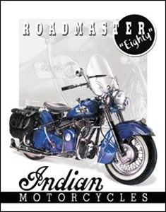 "Indian Roadmaster ""Eighty"""
