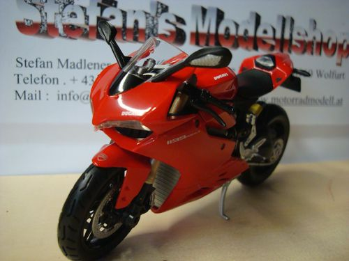 1199 Panigale Rot