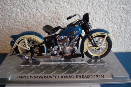 1936  Model EL Knucklehead