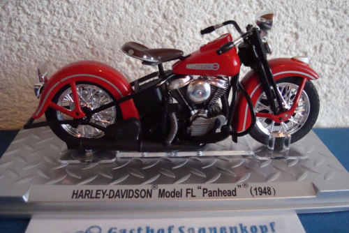 "1948  MODEL FL ""PANHEAD"""