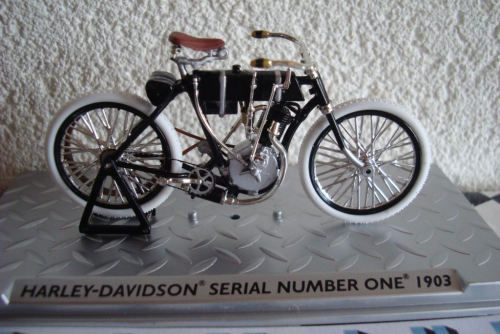 1903 Serial Number One
