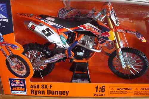 Red Bull KTM 450SX-F 2014 Ryan Dungey#5