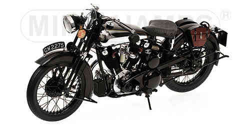 SUPERIOR SS 100 ´T.E. LAWRENCE´ - 1932 - BLACK