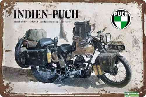 Puch - Indian