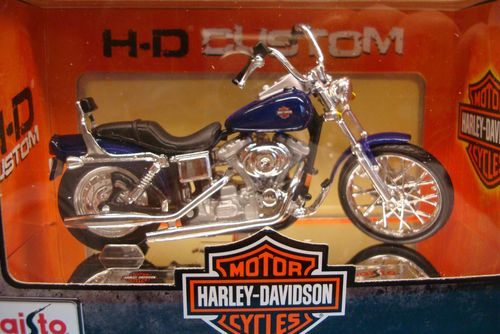 2001 FXDWG Dyna Wide Glide Serie 34