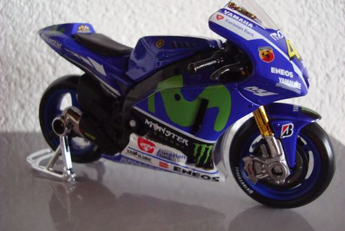 Yamaha YZR M 1 Factory Racing 2015