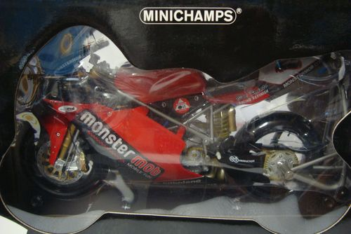 Ducati 998 RS Monstermob (2002) 1:6