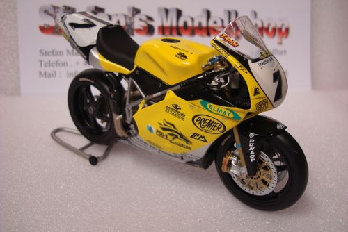 DUCATI 998 RS  TEAM PSG-1 - WORLD SUPERBIKE 2003
