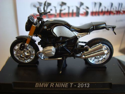 R NINE T - 2013  BLACK - Schwarz