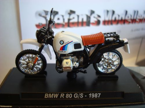 R 80 GS Paris Dakar 1987
