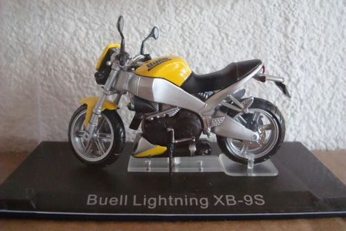 Buell Lighting XB 9 S 2002 gelb
