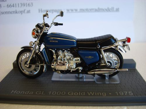 1000 GL - Gold Wing 1975 blau