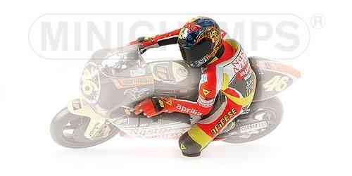 VALENTINO ROSSI  WORLD CHAMPION - GP 250 1999- 7646 pcs.