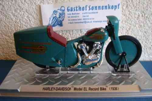 1936  EL Record Bike