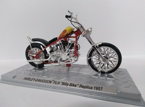 1957 FLH Billy Bike Replica